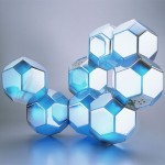 Users Can Change The Shape Of Crystal Light According To Their Mood To Create The Desired Room Environment