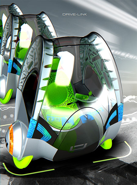 UVO Inner City Megapolis 2021 Vehicle