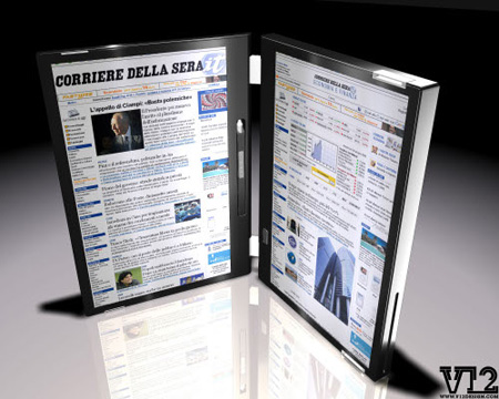 Canova Dual Touch Screen Laptop Should Be Here by 2010