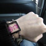 Vain Watch - Cool Transparent Watch in Your Hand