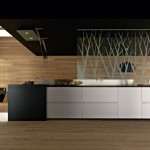 High Tech Titanium Kitchen from Valcucine