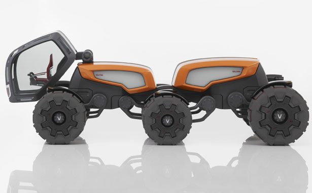 Valtra Ants Tractor by Lighthaus