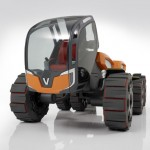 Valtra Ants Tractor for Future Farming Needs