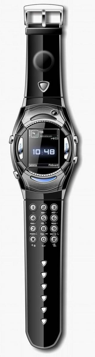 van der land wm2 cellphone watch