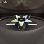 RocStar Faucet, Basin, and The Mirror by Hany Mansour