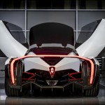Vanda Electrics Has Unveiled Dendrobium Electric Concept Hypercar