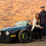 Vanderhall All Electric Edison Open-Air Roadster Pays Tribute to Thomas Edison-Henry Ford EV Project