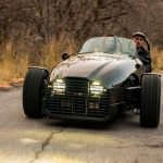 Vanderhall All Electric Edison2 Open-Air Roadster