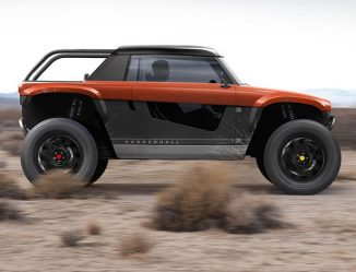 Vanderhall All-Electric Navarro Utility Vehicle for Off-Roading