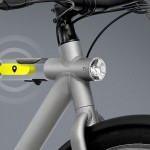 Vanmoof Smartbike with Anti-Theft Parts