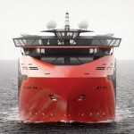 Vard Offshore Subsea Construction Vessel Features Helideck Design with Multi-Purpose Bridge