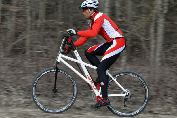 Varibike Offers Full Body Workout When Cycling