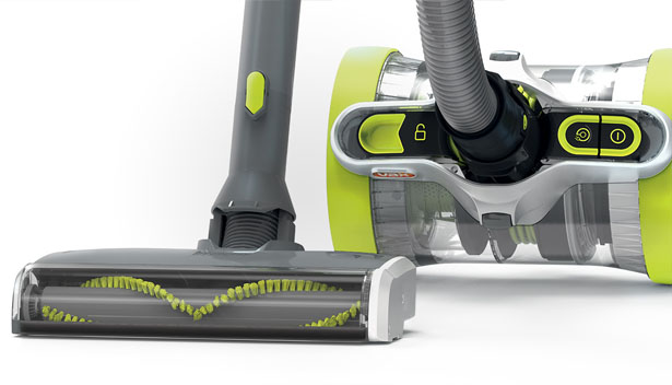Vax Air Revolve Vacuum Cleaner Cleans The Room In One