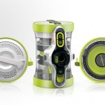 Vax Air Revolve Vacuum Cleaner Cleans The Room In One Continuous Motion