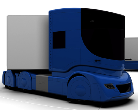 vayro future long distance road haulage