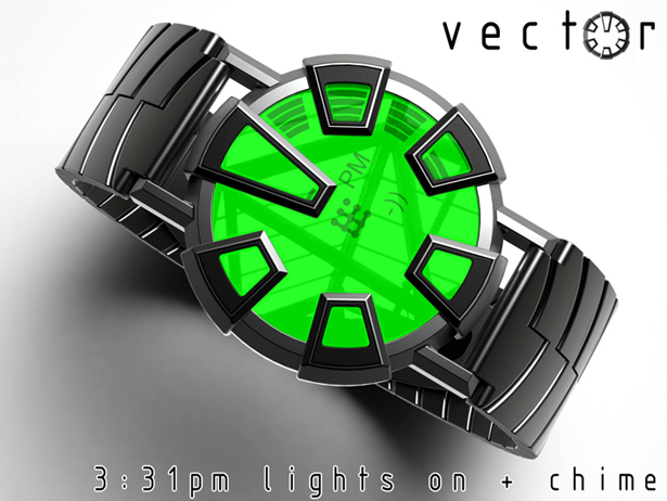 Vector Watch by Peter Fletcher