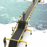 Vehicle-Launched Bridge Creates A Temporary Bridge for Faster and Safer Rescue Operation