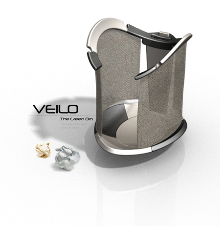 Veilo : The Green Bin by James Chu