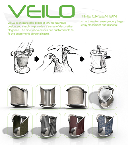 veilo the green bin