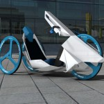 Velo Handcycle For People With Leg Immobility