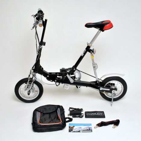 Velomini Folding Electric Bicycle