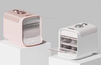 Modern Venine Rice Cooker Concept for Single-Person Households
