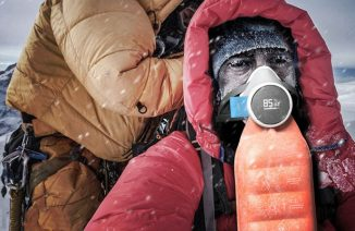 Vento Portable Device for Emergency Hypoxia Treatment in High Altitudes