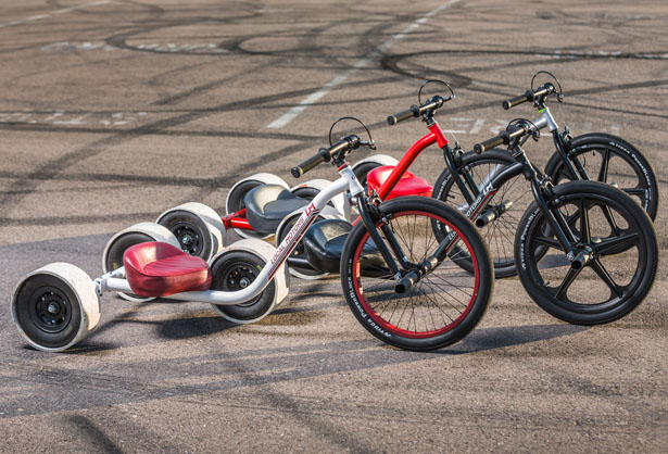 Local Motors' Project : Verrado Drift Trike