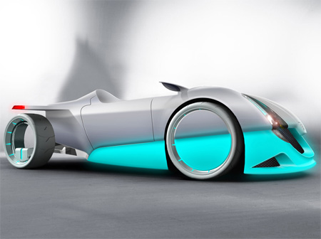 versa aquatic car concept