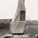 Vertical Confluence Features the Rhythm of Historical Urban Structure of Paris