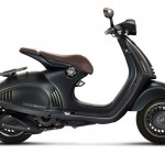 Vespa 946 Emporio Armani from 2 Italy's Most Iconic Symbols of Style and Creativity