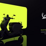 Vespa Plus : The Next Generation of Italian Electric Scooter by Giorgi Tedoradze
