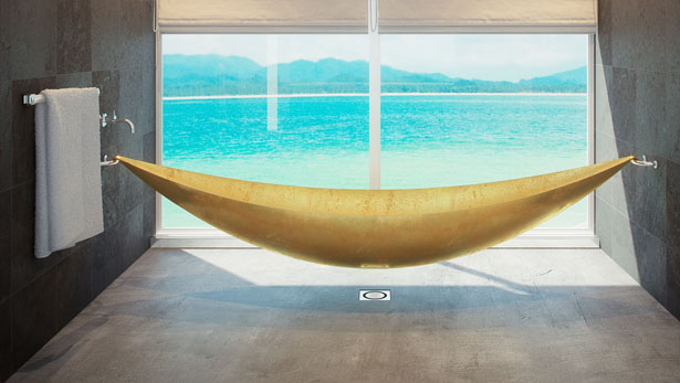 Vessel Bathtub by Splinter Works
