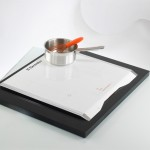 Small Kitchen ? No Worries, Vesta Cooktop Concept Can Handle It