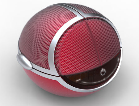 vestalife jewelbox ipod speaker