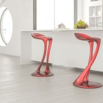 Nature Inspired Vetka Stool Design by Nuvist
