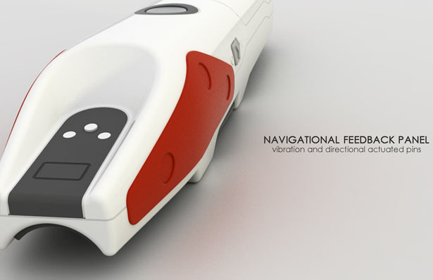 ViiO Travel Aid for Visually Impaired People by Yonathan Halim