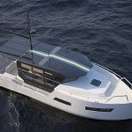 Vik Boats Electric, Eco-Friendly Boat Uses Solar Energy and Wind Power