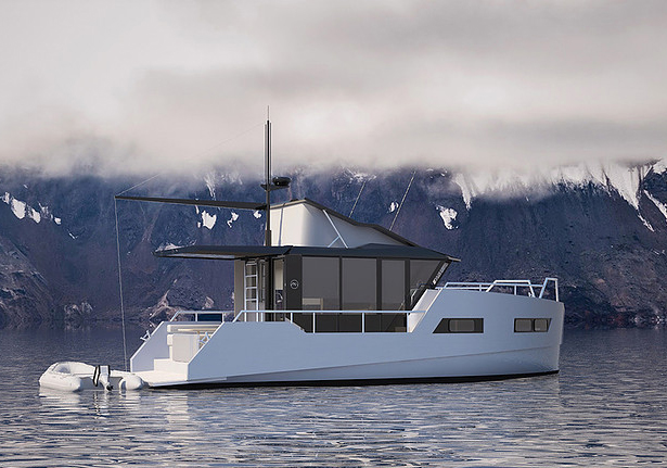 Vik Boats Electric, Eco-Friendly Boat