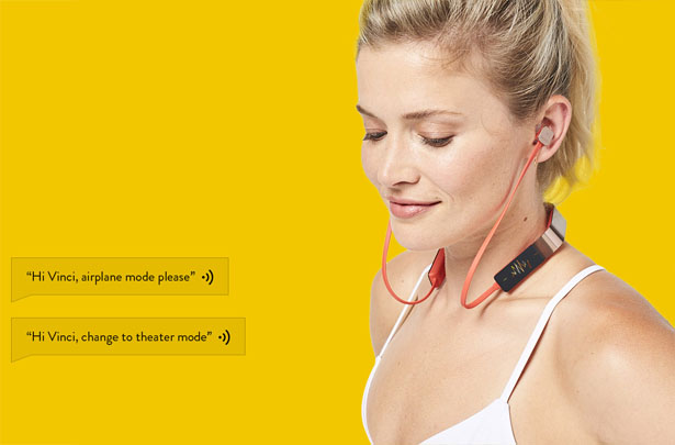 Vinci 2.0 Smart Fitness Headphones