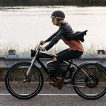 Vintage Electric Roadster Premium Electric Bike - Modern Bike That Honors Classic Aesthetic