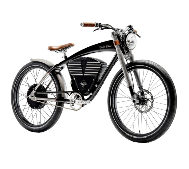 Vintage Electric Roadster Premium Electric Bike