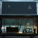 Vipp Shelter Offers Steel Shelter That You Can Place Anywhere You Want