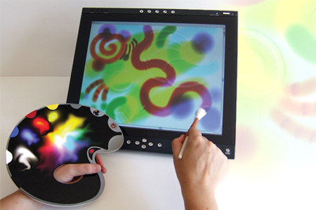 Virtuo : A Digital Art Toolset That Helps Art Novices Develop Their Artistic Side