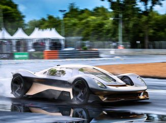 VISION 1789 French Hypercar Was Inspired by 24 Hours of Le Mans