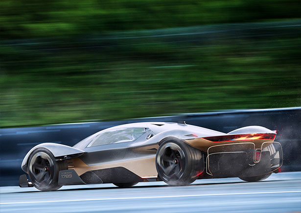 VISION 1789 French Hypercar Concept by Vision Automobiles Paris