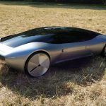 Visualizing Electric Concept Car by Bin Sun