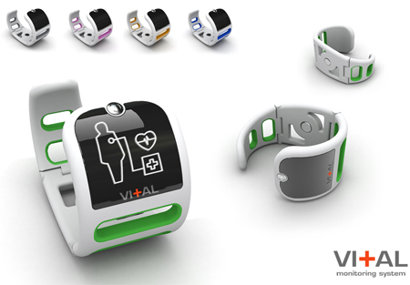 Vitals Monitoring System Helps Medical Staff Remotely Monitor Patients Vital Signs