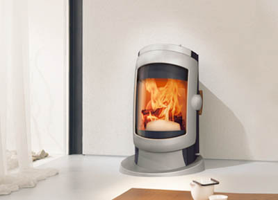 vogue wood stove from austroflam