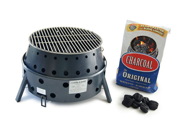 Volcano 3 Collapsible Propane Camping Grill